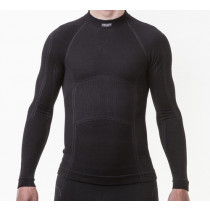 Brynje Sprint Merino Seamless Shirt Black