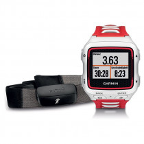 Garmin Forerunner 920XT, White/Red, Europe, HRM-Run