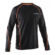 Salming Running Longsleeve Tee Men Black