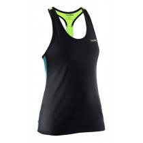 Salming T-Back Tanktop Women's Ceramic Green/Black