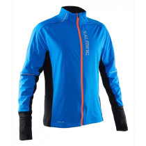 Salming Thermal Wind Jacket Men's Electric Blue/Black