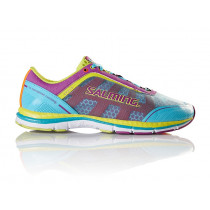 Salming Speed 3 Shoe Women Turquoise/Cactusflower