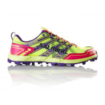 Salming Elements Shoe Women Safety yellow/Pinkglow