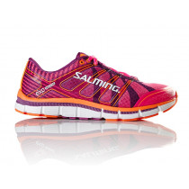 Salming Miles Shoe Women Pink Glo/Purplecatusflower