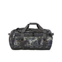 The North Face Base Camp Duffel-L Englishgreen Tropical Camo/New Taupe Green