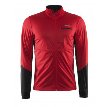 Craft Race Jacket Herre, Bright Red