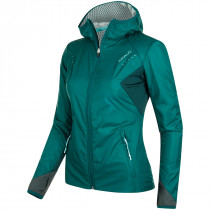 Johaug Shield Jacket Teal