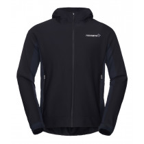 Norrøna Bitihorn Windstopper Zip-Hood Men's Caviar