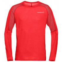 Norrøna Bitihorn Wool Shirt Men's Tasty Red