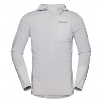 Norrøna Bitihorn Warm1 Stretch Hoodie Men's Drizzle