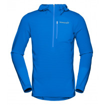 Norrøna Bitihorn Warm1 Stretch Hoodie Men's Hot Sapphire