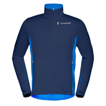 Norrøna Bitihorn Warm1 Stretch Jacket Men's Hot Sapphire