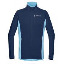 Norrøna Bitihorn Warm1 Stretch Jacket  Women's Trick Blue
