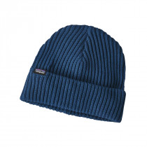 Patagonia Fishermans Rolled Beanie Stone Blue