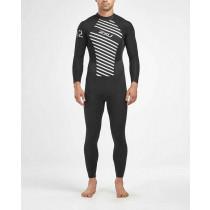 2XU M:2 Wetsuit M Black/Striped