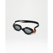 2XU Solace Goggle Senior-Smoke- U Black/Orange