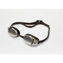 2XU Stealth Mirror Goggle- U Black/Black