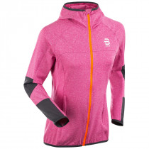 Bjørn Dæhlie Full Zip Offtrack Women's Fuchia Red