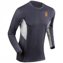 Bjørn Dæhlie Training Wool Long Sleeve Nine Iron