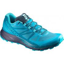 Salomon Shoes Sense Ride Women's Blue Bird/Deep Lagoon/Navy Blazer