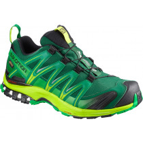 Salomon Shoes Xa Pro 3d Gtx Rainforest/Lime Green/Fern Green