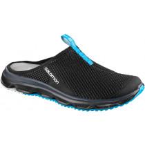 Salomon Shoes Rx Slide 3.0 Black/Black/Hawaiian Surf