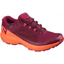 Salomon Shoes Xa Elevate Gtx W Beet Red/Nasturtium./Virtual Pink