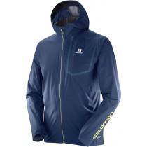 Salomon Bonatti Pro WP Jacket Men's Dress Blue