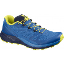 Salomon Shoes Sense Ride Snorkel Blue/Indigo Bunting/Sulphur