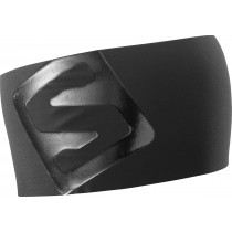 Salomon Rs Pro Headband Black/Shiny Black