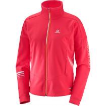 Salomon Lightning Warm Sshell Jacket Women's Hibiscus/Hbs