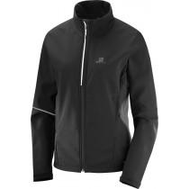 Salomon Agile Softshell Jacket Women's Black