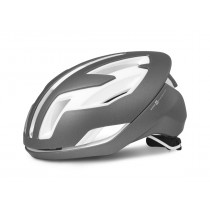 Sweet Protection Falconer Helmet Satin Slate Gray Met./Black