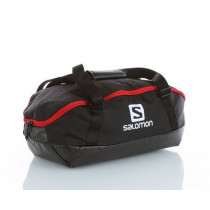 Salomon Prolog 40 Bag Black/Bright Red NS