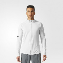 Adidas Climaheat Primeknit Jacket Men's Grey One