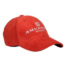 Amundsen Sports Concord Cap Red