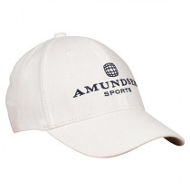 Amundsen Sports Linen Cap White