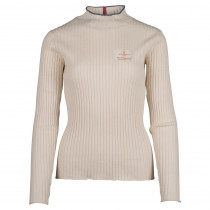 Amundsen Sports Roalda Sweater Woman Oatmeal