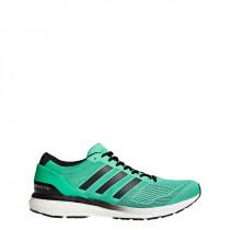 Adidas Adizero Boston 6 M Hi-Res Green S18/Core Black/Ftwr White