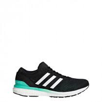Adidas Adizero Boston 6 Women's Core Black/Ftwr White/Hi-Res Green S18