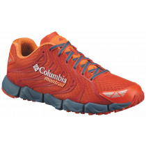 Columbia Montrail Men's Fluidflex F.K.T II Hotpepper/Orangeblast