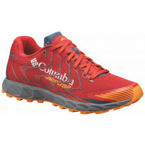 Columbia Montrail Men's Rogue F.K.T II Rocket/Orangeblast