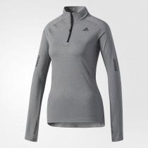 Adidas Supernova Sweatshirt Grey/Black/Colored Heather