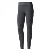 Adidas Adizero Sprintweb Women's Long Tight Dark Grey Heather