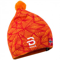 Bjørn Dæhlie Hat Press Shocking Orange