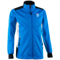 Bjørn Dæhlie Jacket Trysil Junior Electric Blue Lemonade