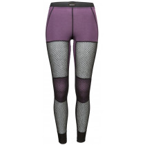 Brynje Lady Wool Thermo Longs Black/Purple