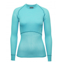 Brynje Lady Wool Thermo Light Shirt Aqua