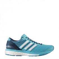 Adidas Adizero Boston 6 Women's Energy Blue/Footwear White/Petrol Night