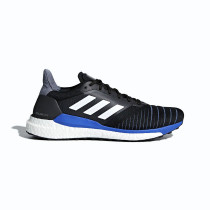Adidas Solar Glide M Core Black/FTWR White/Shock Lime